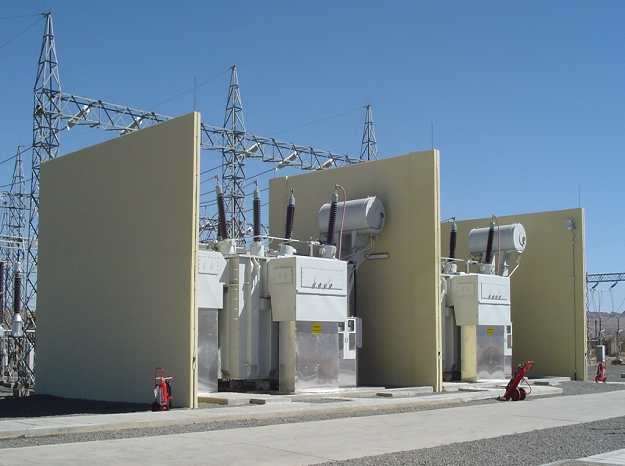 ELECTRICAL & HVAC UPGRADE FOR EXISTING BUILDINGS IN BERRI GAS PLANT