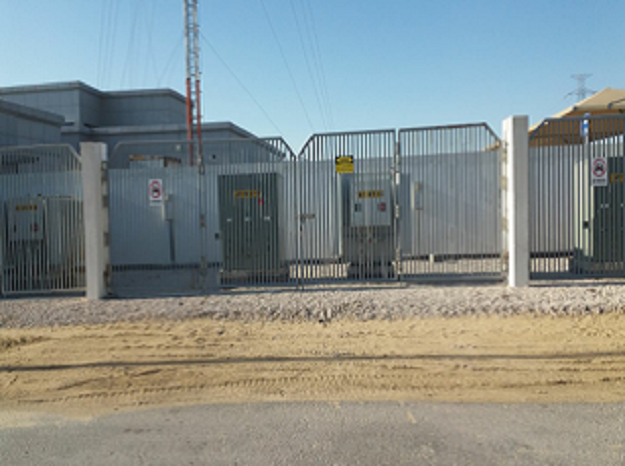 POWER DISTRIBUTION FOR EDCO FACILITY